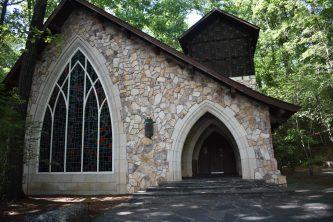 Memorial Chapel Callaway Gardens