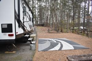 McKinney Campground Site 17