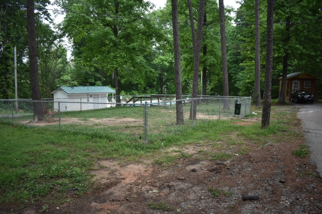 Pine Ridge Campground Dogpark