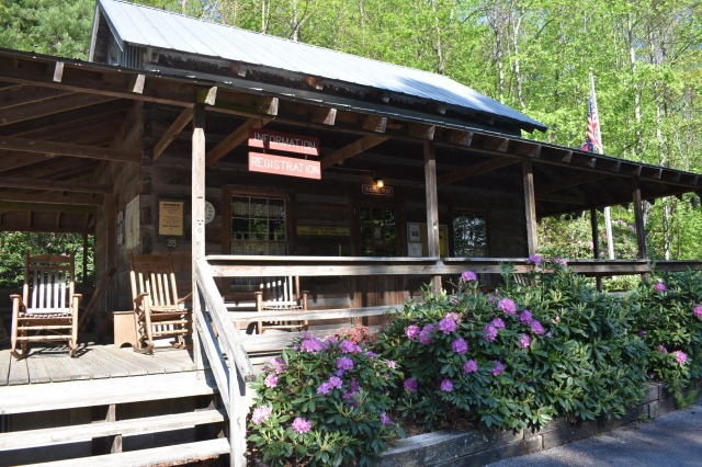 Black Rock Mountain State Park Trading Post