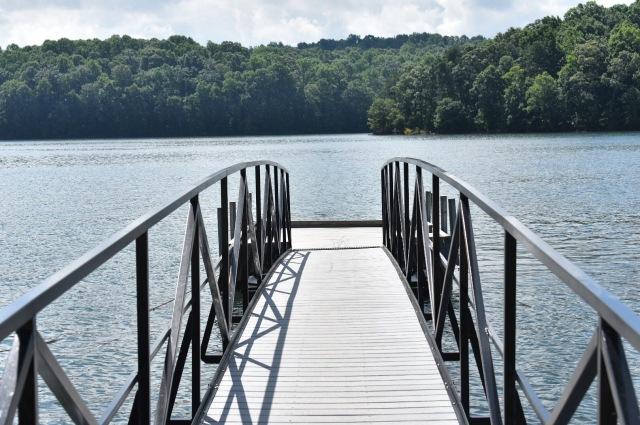 Coneross Campground Dock