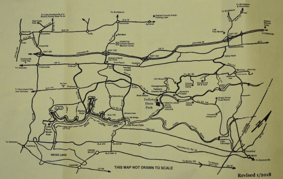 Desoto-State-Park-Map