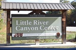 LittleRiverCanyonVistorCenter