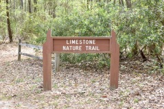 limestone-trail-sign