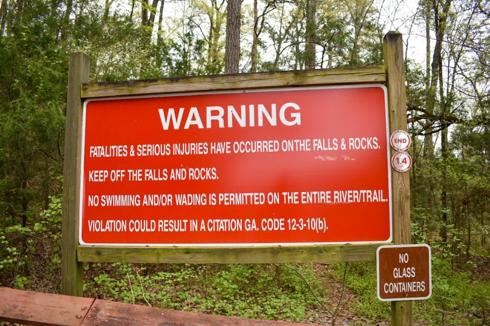 high-falls-warning-sign