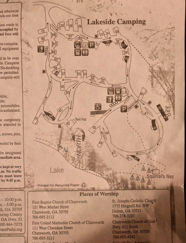 fort-mountain-campground-map-lakeside
