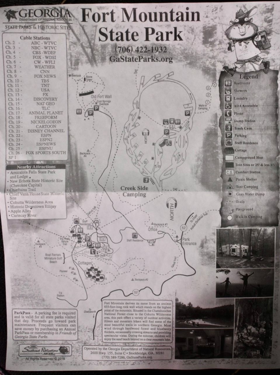 fort-mountain-campround-map-creekside