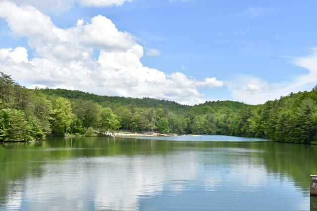 fort-mountain-lake-view