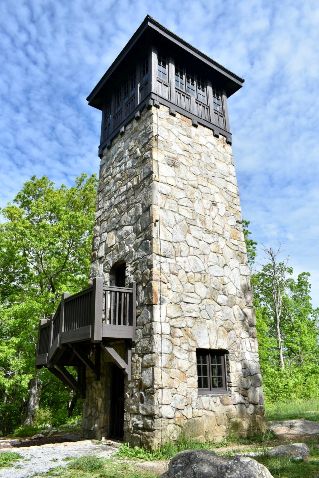 fort-mountain-stone-tower