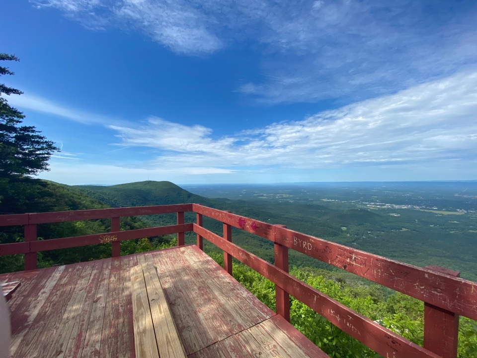west-overlook-fort-mountain