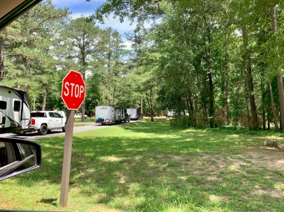 line-for-dump-sweetwater-campground